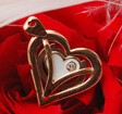 Pendentif Coeur aux Secrets